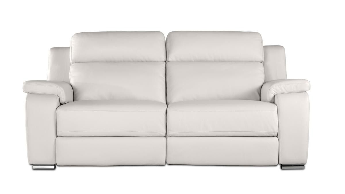 Sofas piel interesting sofs de piel o cuero de colores - Tapizar sofa de piel ...